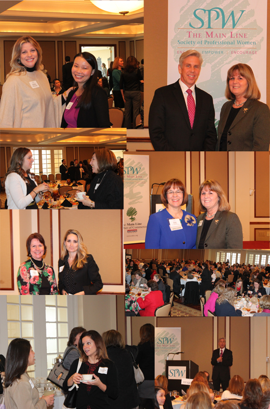 """SPW January 15, 2014 Lunch and Share """"Memory Enhancing Strategies For Stand-Out Success"""""""