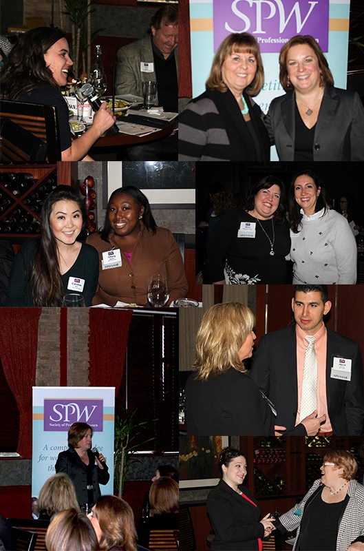"""SPW January 22, 2015 Lunch and Share """"Leading Change: New Behaviors Drive New Results"""""""