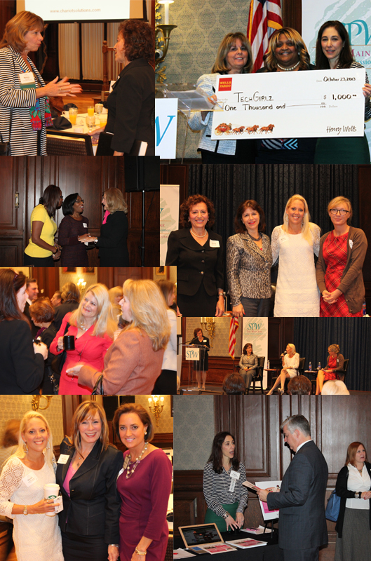 """SPW October 23, 2013 """"Power of the Purse: Pitching and Profiting"""""""