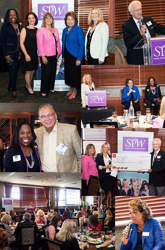 """SPW July 30, 2015 Lunch and Share """"Managing Through Life's Transitions"""""""