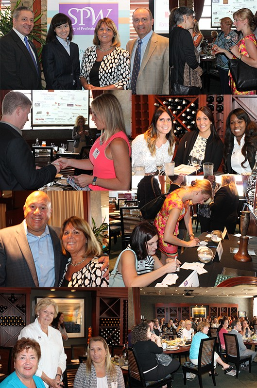 """SPW August  14, 2014 Lunch and Share """"HR Bootcamp: Hiring, Firing and Everything In Between"""""""