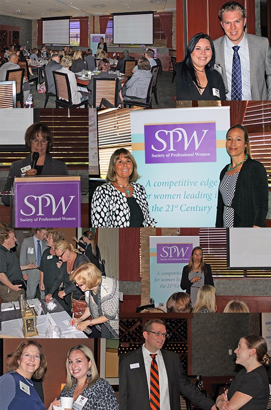 "SPW September 17, 2015 Lunch and Share ""7 Strategies To Develop Next-Generation Leaders"""