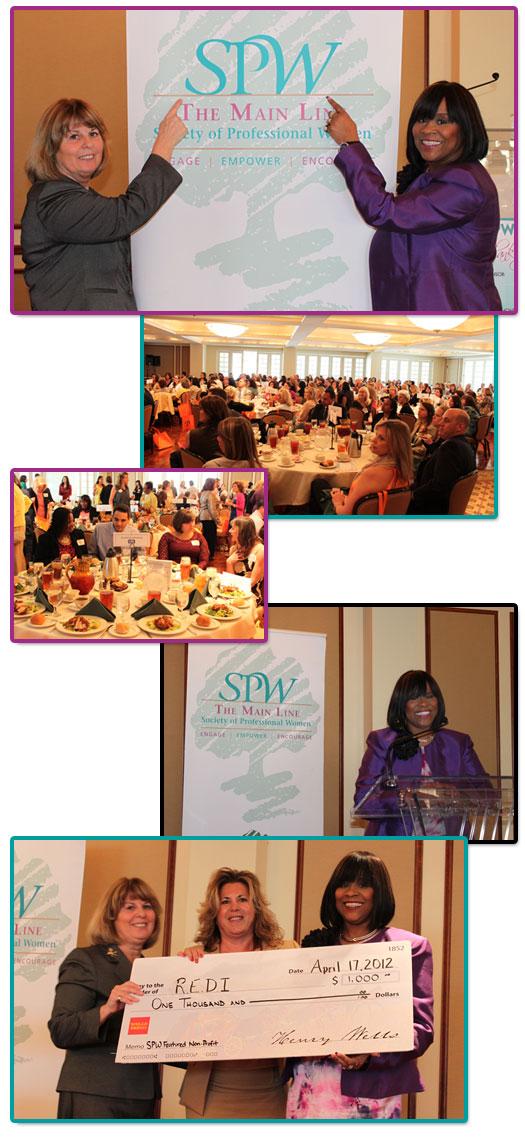 "SPW April 17, 2012 ""Paradigm Award Winner and Internationally Successful Entrepreneur"""