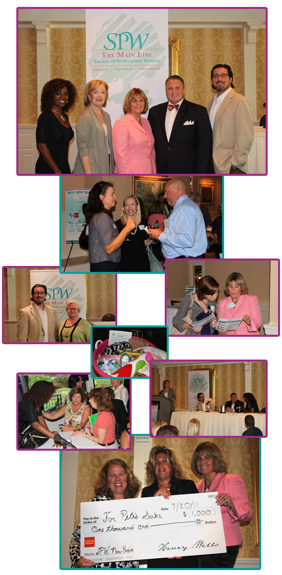 """SPW July 20, 2011 """"Making Time for Fitness and Fortune"""""""