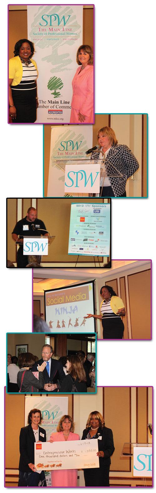 """SPW June 19, 2013 """"Social Media ROI: Branding, Business & Your Bottom Line"""""""