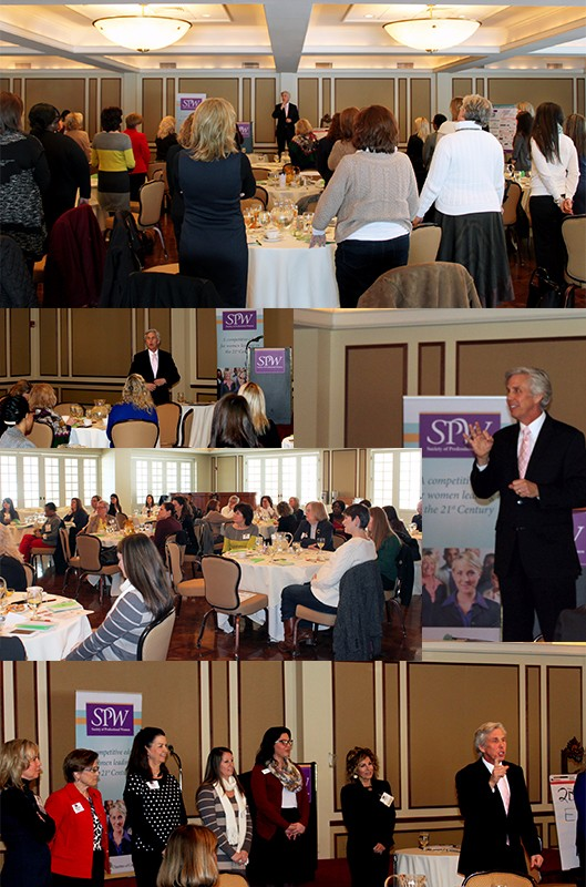 """SPW March 06, 2015 Leadership Workshop Series """"Instant Recall: Mastering Your Memory"""""""