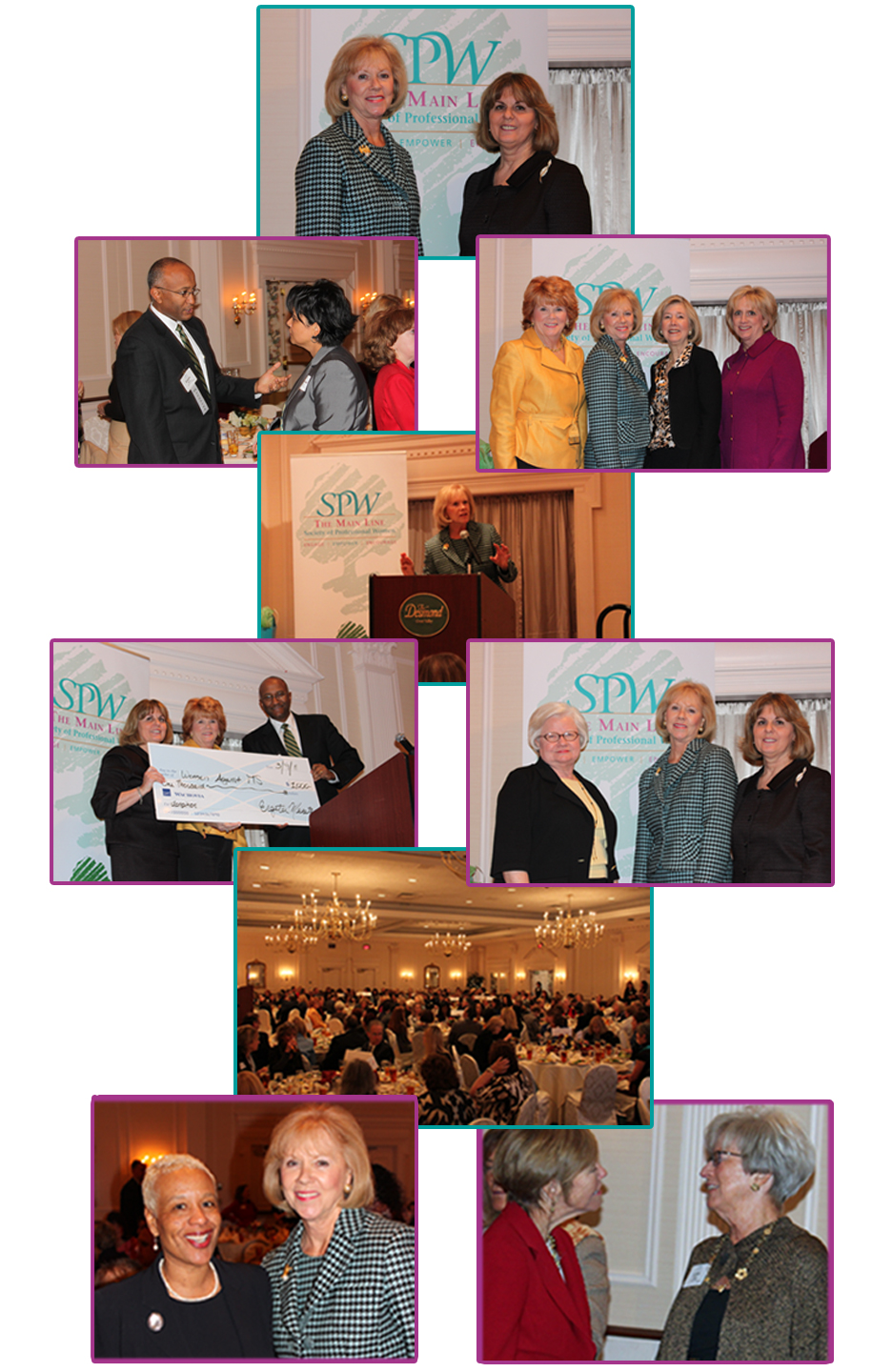 """SPW March 9, 2011, """"To Harrisburg and Back: Midge Rendell's Journey"""""""