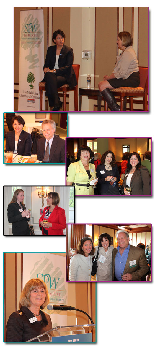"SPW May 15, 2012 ""Business in the 21st Century...What's Ahead?"""