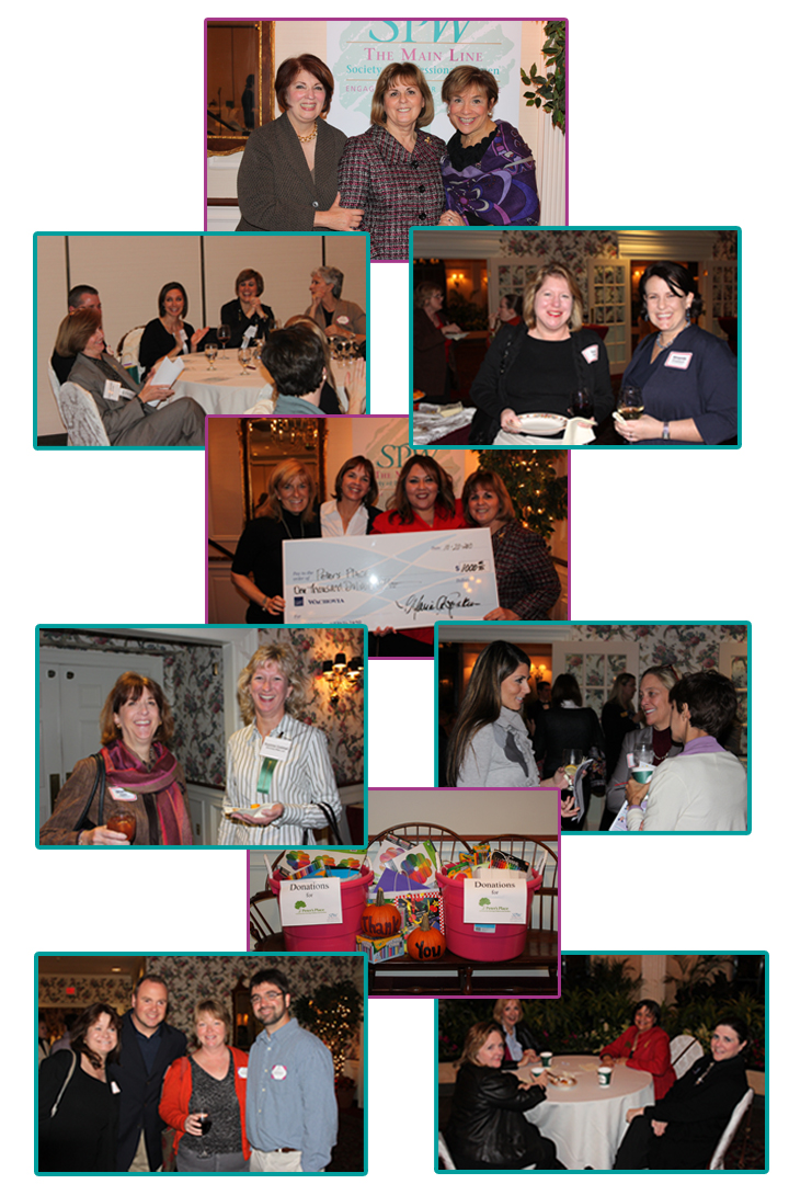 "SPW November 18, 2010 ""The Art of Making Connections"""