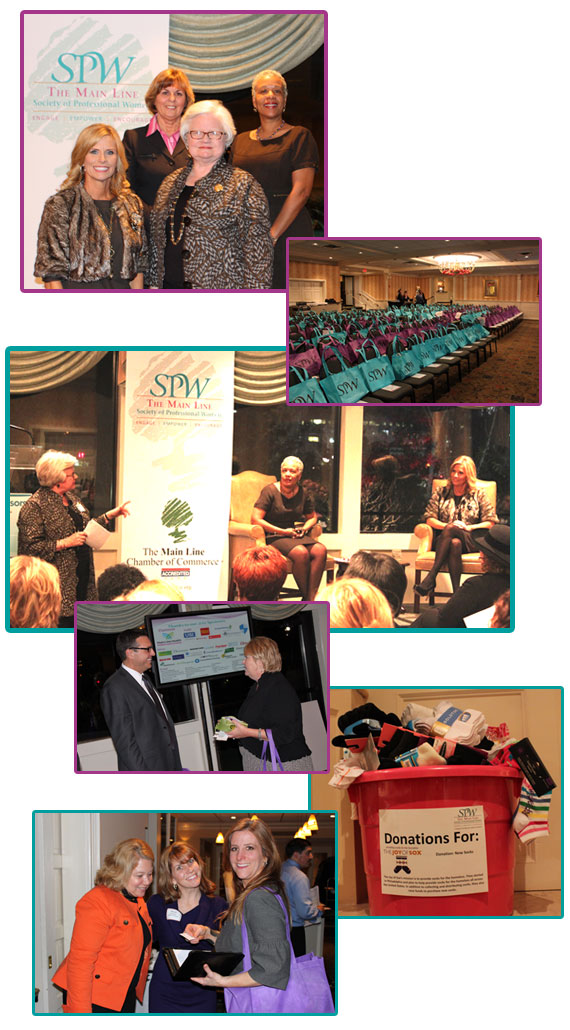 """SPW November 30, 2011 """"Entrepreneurialism: From Idea to Empire"""""""