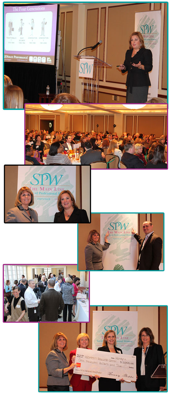 """SPW November 28, 2012 """"5 Generations, 1 Workforce- Are You Ready?"""""""
