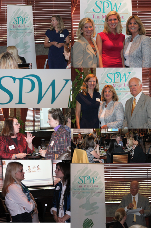 SPW Lunch & Share Conversation September 17, 2013
